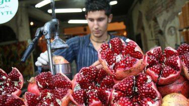 восточный базар в Анталии