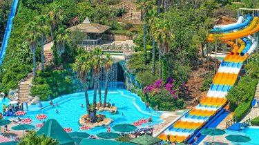 akvalend аквапарк в Анталии