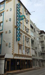 дешевые отели в Анталии EXPOROYAL HOTEL