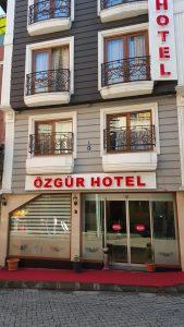 Özgür Hotel Анталия