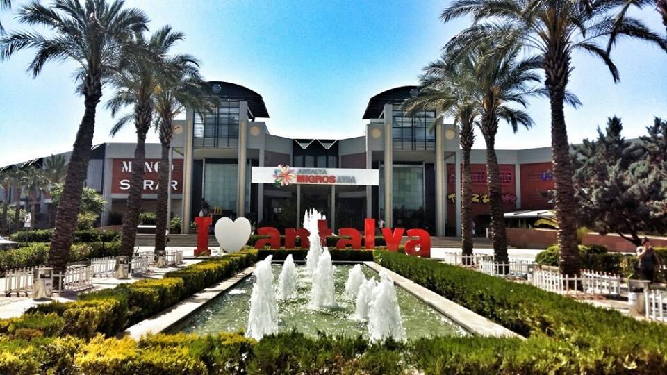 5М Мигрос - торговый центр в Анталии район Коньялты