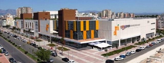 TerraCity -большой торговый центр в Анталии