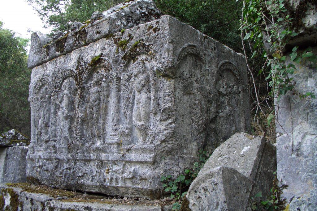 Termessos саркофаг