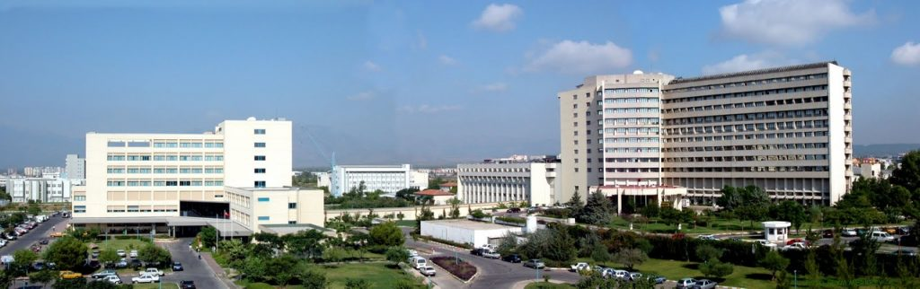 больницы Анталии